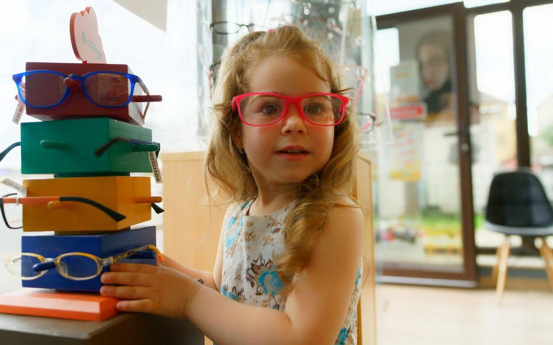 Caring for your child's vision during remote learning