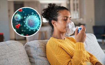 Asthma Increases Your Risk for COVID-19 Infection: Myth or a Fact?