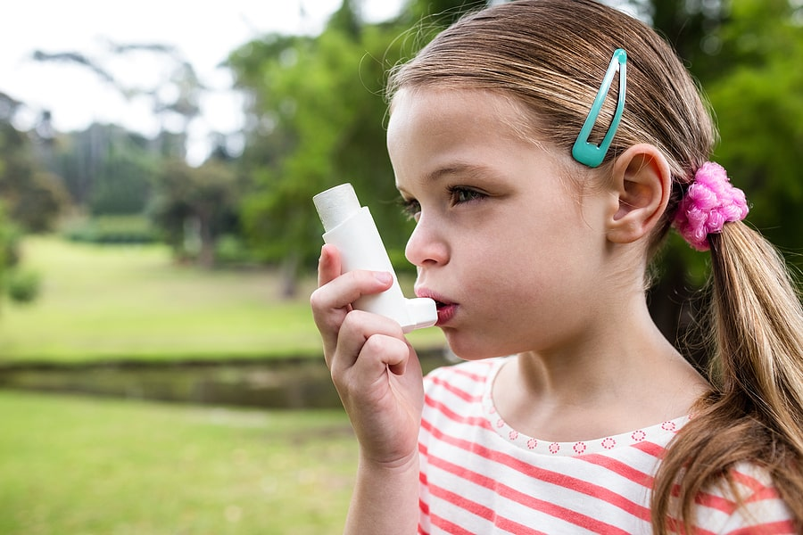 Relieving the Burden of Asthma in Children and Adolescents