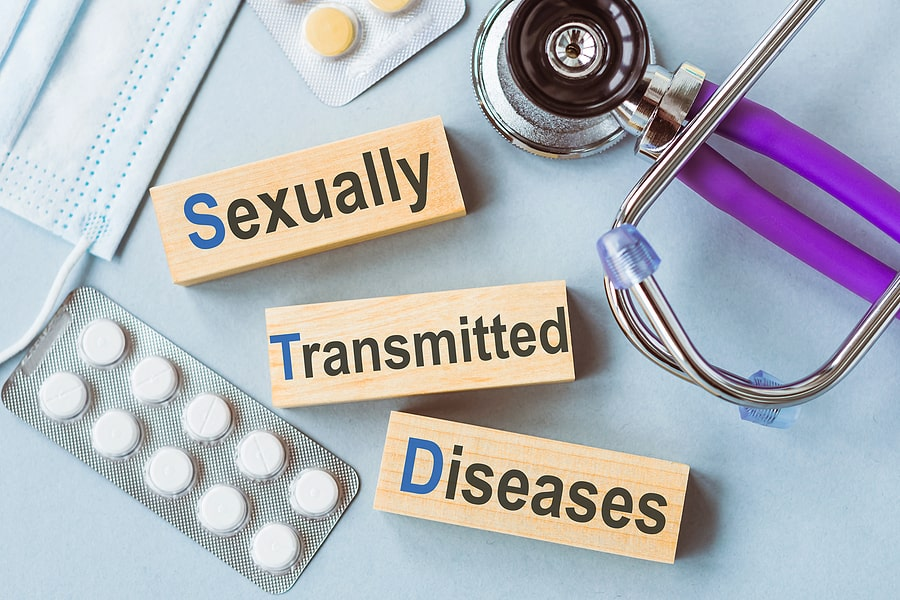 Sexually Transmitted Diseases Can Affect Anyone! Here's How to Stay Protected